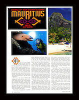 MCA-Scuba Times  Mar/Apr 1994