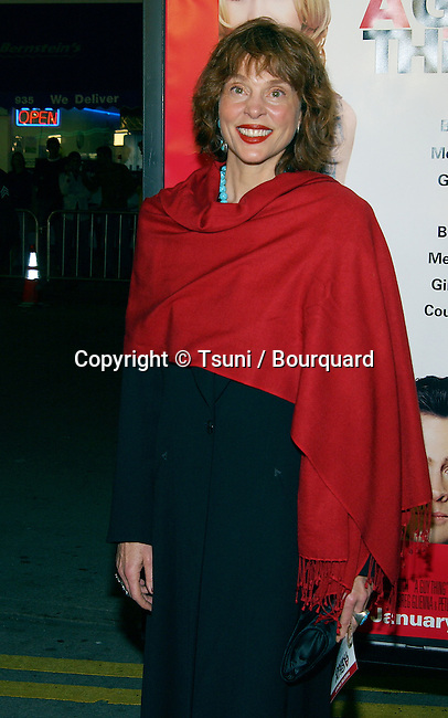 """Leigh Taylor Young arriving at the premiere of """" A Guy Thing """" at the Mann's Bruin Theaatre in Los Angeles. January 14, 2003.            -            TaylorYoungLeigh51.jpg"""