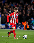 Atletico Madrid's Luciano Vietto in action during the Champions League Group C match at the Stamford Bridge, London. Picture date: December 5th 2017. Picture credit should read: David Klein/Sportimage