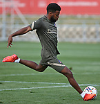 Atletico de Madrid's Thomas Lemar during training session. September 17,2020.(ALTERPHOTOS/Atletico de Madrid/Pool)