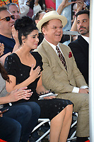 LOS ANGELES, CA. November 09, 2018: Sarah Silverman, John C. Reilly &amp; Jimmy Kimmel at the Hollywood Walk of Fame Star Ceremony honoring comedian Sarah Silverman.<br /> Pictures: Paul Smith/Featureflash