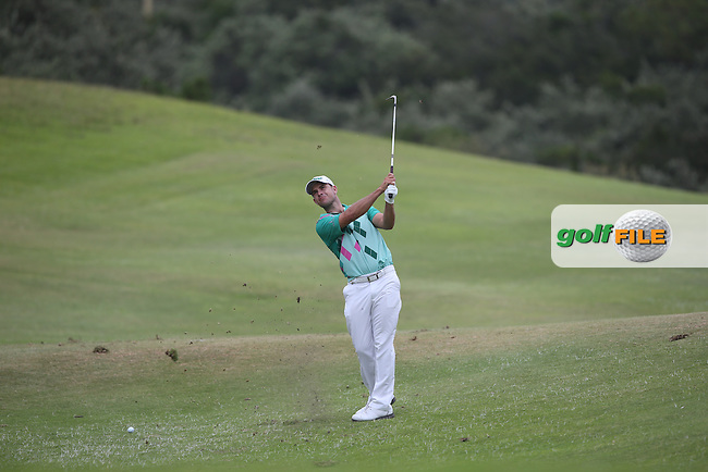 Louis De Jager (RSA) plays second shot to the 6th during Round Two of the Africa Open 2015 at the East London Golf Club, East London, Eastern Cape, South Africa. Picture:  David Lloyd / www.golffile.ie. 06/03/2015