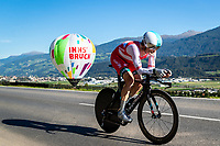 Picture by Alex Whitehead/SWpix.com - 26/09/2018 - Cycling - UCI 2018 Road World Championships - Innsbruck-Tirol, Austria - Elite Men's Time Trial - Vasil Kiryienka of Belarus.