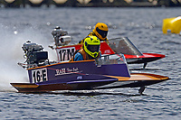 16-E and 17-M   (Outboard Hydroplanes)