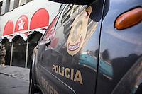 SÃO PAULO,SP, 23.06.2016 - LAVA-JATO - Polícia Federal realiza buscas na sede do PT Nacional em São Paulo (SP), na manhã desta quinta-feira (23). A ação faz parte da Operação Custo Brasil que investiga o pagamento de propina proveniente de contratos de prestação de serviços de informática, na ordem de R$ 100 milhões, entre os anos de 2010 e 2015, a pessoas ligadas a funcionários públicos e agentes públicos ligados ao Ministério do Planejamento, Orçamento e Gestão – MPOG. (Foto: Adailton Damasceno/Brazil Photo Press)