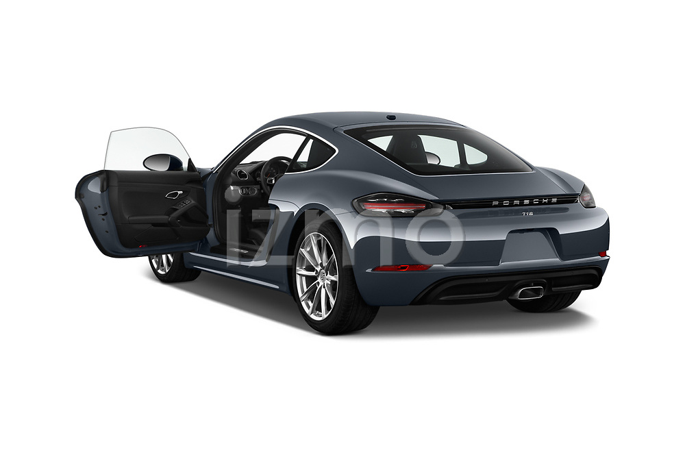 Car images of 2017 Porsche 718 Cayman 3 Door Coupe Doors