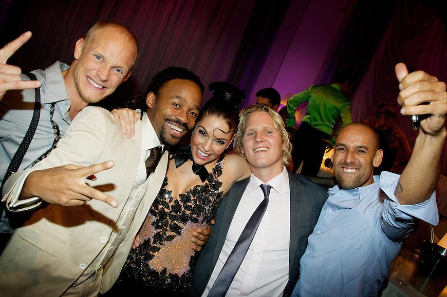 Oslo, 200901003. Skal vi danse. Tobias Karlsson, Thawe, Triana, Vinni, Peters