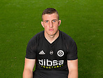 Adam Geelan of Sheffield Utd during the 2017/18 Photocall at Bramall Lane Stadium, Sheffield. Picture date 7th September 2017. Picture credit should read: Sportimage