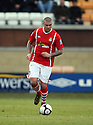 Mark Creighton of Wrexham (on loan from Oxford) during the Blue Square Bet Premier match between Cambridge United and Wrexham at the Abbey Stadium, Cambridge on 22nd January, 2011 .© Kevin Coleman 2011
