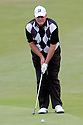 SOUTHPORT, ENGLAND - JULY 28:  Sandy Lyle of Scotland in action during the final round of The Senior Open Championship played at Royal Birkdale Golf Club on July 28, 2013 in Southport, United Kingdom.  (Photo by Phil Inglis/Getty Images)