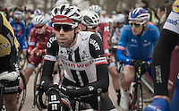 Laurens Ten Dam (NED/Sunweb) at the start<br /> <br /> 11th Strade Bianche 2017