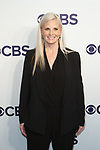 Monica Potter arrives at the CBS Upfront at The Plaza Hotel in New York City on May 17, 2017.