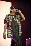 SUNRISE, FL - FEBRUARY 12: Tyga performs on opening night of his US ' Between The Sheets tour ' with Chris Brown and Trey Songz at BB&T Center on February 12, 2015 in Sunrise, Florida. ( Photo by Johnny Louis / jlnphotography.com )