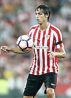 Athletic de Bilbao's Ander Iturraspe during La Liga match. August 28,2016. (ALTERPHOTOS/Acero) /NORTEPHOTO