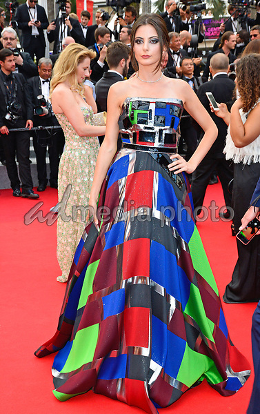"""25 May 2017 - Cannes, France - Marta Pozzan. """"Twin Peaks"""" Premiere - The 70th Annual Cannes Film Festival. Photo Credit: Jan Sauerwein/face to face/AdMedia"""