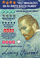 Loving Vincent (2017) <br /> POSTER ART<br /> *Filmstill - Editorial Use Only*<br /> CAP/KFS<br /> Image supplied by Capital Pictures