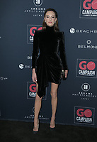 17 November 2019 - Los Angeles, California - Elizabeth Chambers. Go Campaign's 13th Annual Go Gala held at NeueHouse Hollywood. Photo Credit: PMA/AdMedia