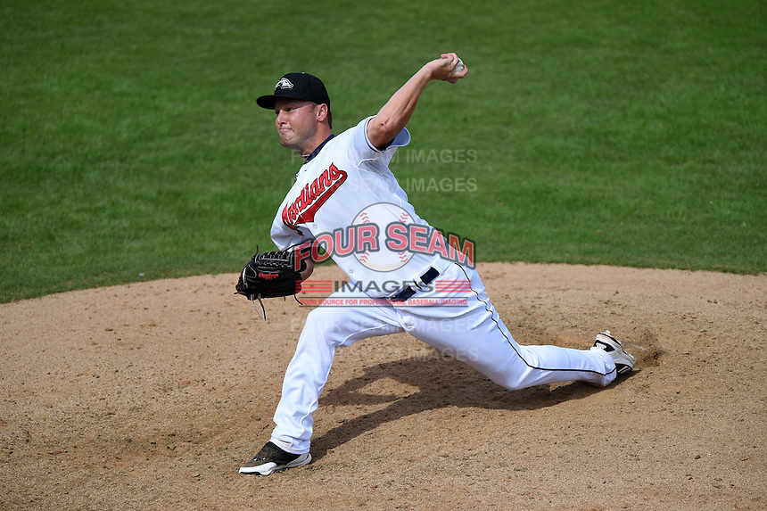 Peoria Javelinas pitcher Nick Maronde (48) during an Arizona Fall League game against the Scottsdale Scorpions on October 18, 2014 at Surprise Stadium in Surprise, Arizona.  Peoria defeated Scottsdale 4-3.  (Mike Janes/Four Seam Images)