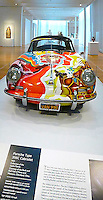 Porsche Type 356C Cabriolet, 1965, Collection of the Joplin Family, Courtesy of the Rock and Roll Hall of Fame and Museum, Cleveland, Ohio.<br /> By Jonathan Green