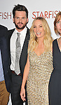 "Tom Riley and Joanne Froggatt at the ""Starfish"" UK film premiere, Curzon Mayfair cinema, Curzon Street, London, England, UK, on Thursday 27 October 2016. <br /> CAP/CAN<br /> ©CAN/Capital Pictures"