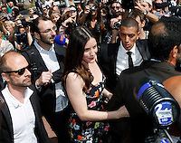 """Liv Tyler at the """" Magnum Beach """" during the 66th Cannes Film Festival - Cannes"""
