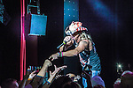 Bret Michaels performs at the Orleans Showroom Saturday Nov 21 2015
