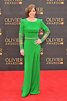 Dame Darcey Bussell at the Olivier Awards 2019, Royal Albert Hall, Kensington Gore, London, England, UK, on Sunday 07th April 2019.<br /> CAP/CAN<br /> ©CAN/Capital Pictures