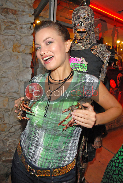 Rena Riffel<br /> at the Magazine release party for GIRLS AND CORPSES, Vol. 3, Hyaena Gallery, Burbank, CA. 08-15-09<br /> David Edwards/Dailyceleb.com 818-249-4998