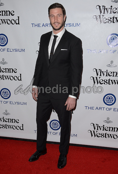 09 January  - Los Angeles, Ca - Pablo Schreiber. Arrivals for The Art of Elysium's Presents Vivienne Westwood & Andreas Kronthaler's 2016 HEAVEN Gala held at 3Labs. Photo Credit: Birdie Thompson/AdMedia