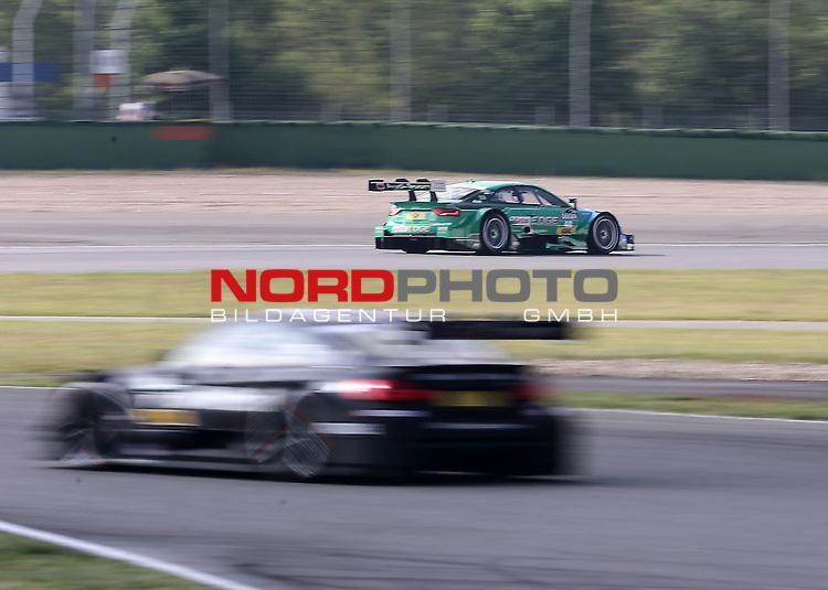 DTM 2015, 01.Lauf Hockenheimring, 01.05. - 03.05.15 <br /> Edoardo Mortara (ITA#48) Audi Sport Team Abt Audi RS 5 DTM <br /> <br /> <br /> <br /> Foto &copy; nordphoto /  Bratic