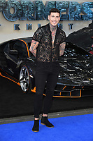Jeremy McConnell at the global premiere for &quot;Transformers: The Last Knight&quot; at Leicester Square Gardens, London, UK. <br /> 18 June  2017<br /> Picture: Steve Vas/Featureflash/SilverHub 0208 004 5359 sales@silverhubmedia.com