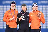 SPEED SKATING: HAMAR: Viking Skipet, 03-02-2019, ISU World Cup Speed Skating, ©photo Martin de Jong