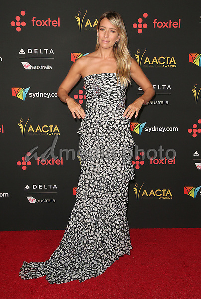05 January 2018 - Hollywood, California - Renee Bargh. 7th AACTA International Awards held at Avalon Hollywood. Photo Credit: F. Sadou/AdMedia