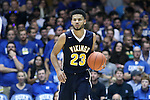 04 November 2016: Augustana's Jordan Spencer (ENG). The Duke University Blue Devils hosted the Augustana University Vikings at Cameron Indoor Stadium in Durham, North Carolina in a 2016-17 NCAA Division I Men's Basketball exhibition game.