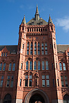 Holborn Bars (former headquarters of the Prudential Assurance company) in High Holborn, London UK