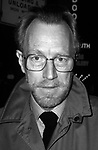"""Max Von Sydow after the final Broadway performance of """"Duet for One"""" on January 2, 1982 at the Royale Theatre in New York City."""