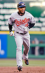 19 May 2007: Baltimore Orioles outfielder Jay Payton in action against the Washington Nationals at RFK Stadium in Washington, DC. The Orioles defeated the Nationals 3-2 in the second game of the 3-game interleague series...Mandatory Photo Credit: Ed Wolfstein Photo