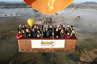 20150928 September 28 Hot Air Balloon Gold Coast