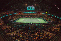 Februari 19, 2017, Netherlands, Rotterdam, Ahoy, ABNAMROWTT, Overall view<br /> Photo: Tennisimages/Henk Koster