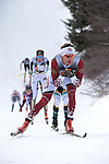 12 MAR 2016:  Moritz Madlener (4) of the University of Denver competes during the Men's 20K Classic event at the 2016 NCAA Men and Women's Skiing Championships held at the Howelsen Hill Ski Area in Steamboat Springs, CO.  Jamie Schwaberow/NCAA Photos