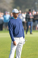 25th January 2020, Torrey Pines, La Jolla, San Diego, CA USA;  Tiger Woods during round 3 of the Farmers Insurance Open at Torrey Pines Golf Club on January 25, 2020