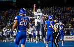 _E1_9865<br /> <br /> 16FTB @ BSU<br /> <br /> BYU- 27<br /> BSU- 28<br /> <br /> October 20, 2016<br /> <br /> Photography by: Nathaniel Ray Edwards/BYU Photo<br /> <br /> &copy; BYU PHOTO 2016<br /> All Rights Reserved<br /> photo@byu.edu  (801)422-7322<br /> <br /> 9865