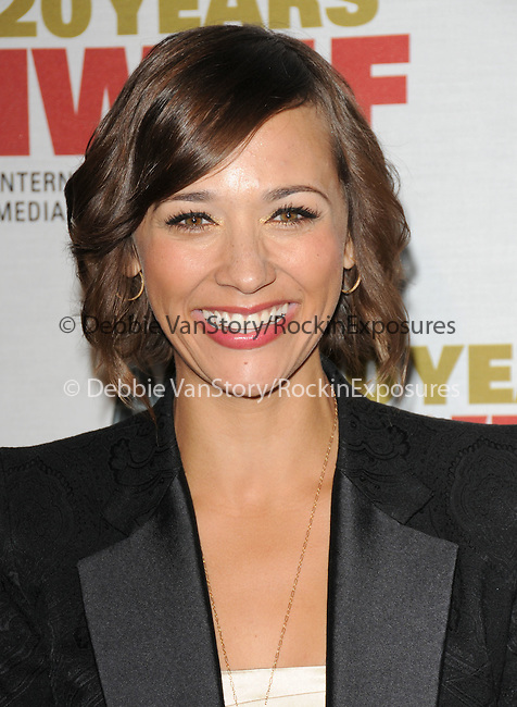 Rashida Jones at The 2009 Courage in Journalism Awards held at The Beverly Hills Hotel in Beverly Hills, California on October 28,2009                                                                   Copyright 2009 DVS / RockinExposures