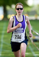 03 MAY 2009 - CALNE,GBR - Vikki Frith (Durham University) - BUCS Sprint Triathlon Championships '09. (PHOTO (C) NIGEL FARROW)