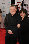 HOLLYWOOD, CA - APRIL 12: Jerry Mathers and Teresa Modnick attend the World Premiere of 40th Anniversary Restoration of 'Cabaret' at Grauman's Chinese Theatre on April 12, 2012 in Hollywood, California.