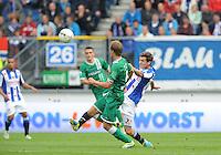 VOETBAL: HEERENVEEN: 15-09-2013,  Abe Lenstra Stadion, SC Heerenveen-FC Groningen, Marten de Roon, ©foto Martin de Jong