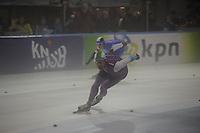 SCHAATSEN: DEVENTER: IJsstadion De Scheg, 12-10-2013, Nationale schaatswedstrijd de IJsselcup, Mark Tuitert, ©foto Martin de Jong