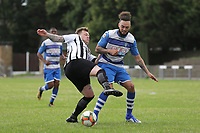 Clifford Newby-Harris of Ilford during Ilford vs Harwich & Parkeston, Emirates FA Cup Football at Cricklefields Stadium on 10th August 2019