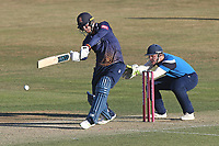 Tom Westley in batting action for Essex during Essex Eagles vs Premier Leagues XI, Friendly Match Cricket at The Cloudfm County Ground on 2nd July 2018