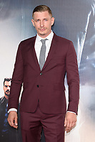 Frederick Schmidt arriving for the &quot;Mission: Impossible - Fallout&quot; premiere at the BFI IMAX South Bank, London, UK. <br /> 13 July  2018<br /> Picture: Steve Vas/Featureflash/SilverHub 0208 004 5359 sales@silverhubmedia.com